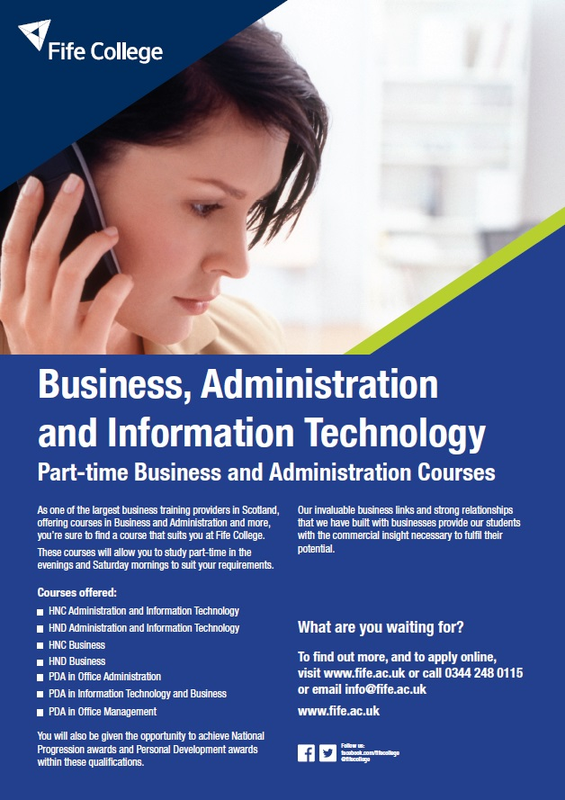 Part Time Business And Administration Courses