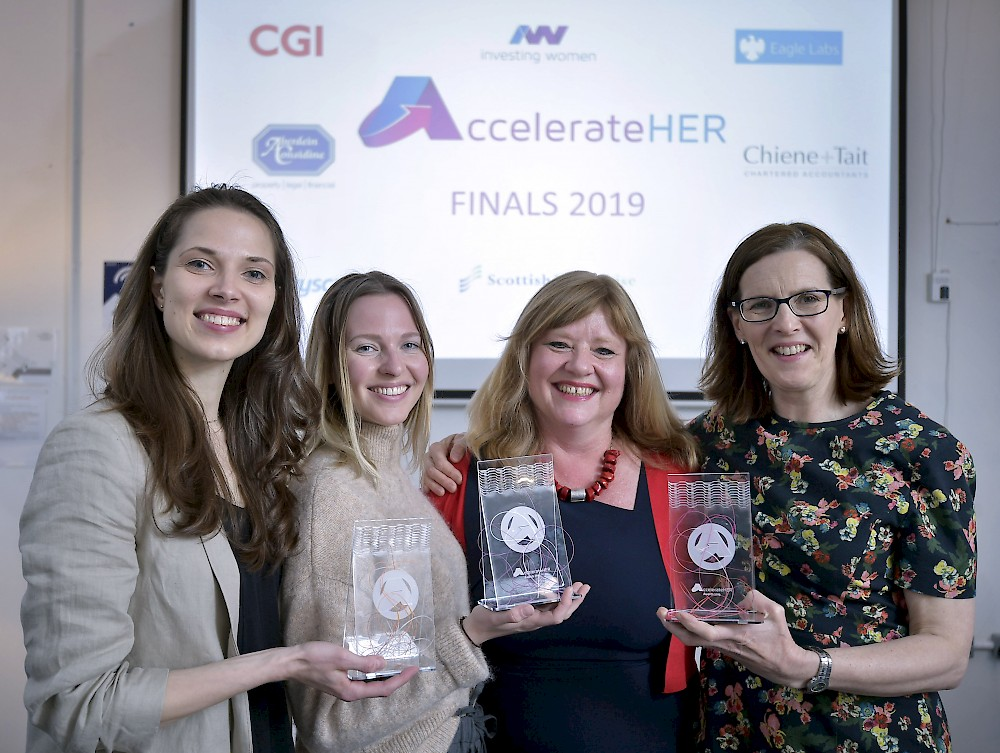 © Sandy Young Photography scottishphotographer.com AccelerateHer 2019 Finals – Edinburgh